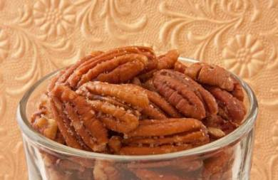 Spicy Orange Pecans