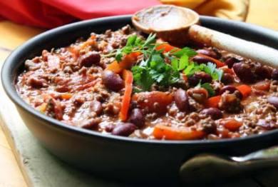 Slow Cooker Chipotle Black Bean Chili