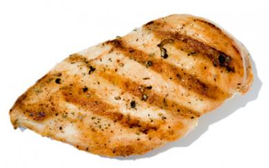 Easy Low Fat Salt and Pepper Chicken Breasts