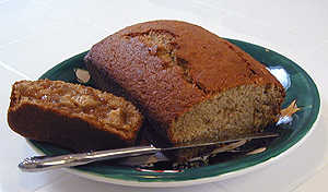 Recipe for Awesome Applesauce Loaf Mix or Muffin Mix