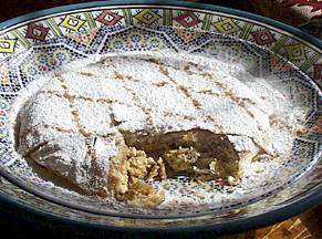 Bastilla - traditional Moroccan recipe