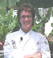 Chef Beverly Gannon's Pineapple Fried Rice