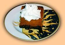 Florentine Manor Blueberry Pudding Cake