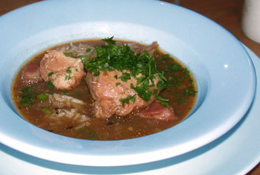 Marcelle Bienvenu's Chicken and Sausage Gumbo