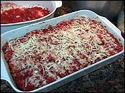 Jorj Morgan's Vegetable Lasagna
