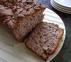Low Carb Sugar Free Cranberry Orange Loaf