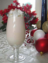Sugar Free, Low Carb Eggnog