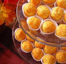 Sugar-free Low Carb Orange Candy