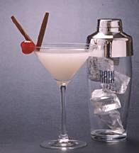 Reindeer martini
