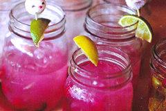 Larry Doll's Famous Cranberry Margaritas
