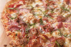 California Pizza Kitchen's Sicilian Pizza