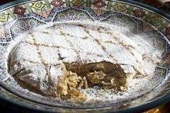 Bastilla - traditional Moroccan recipe
