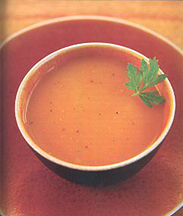 South Beach Diet Apple Butternut Squash Soup
