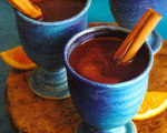 Mayan Hot Chocolate with Chile and Orange