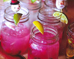 Larry Doll's Famous Cranberry Margaritas