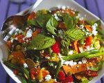 Lemon Vinaigrette Green Bean and Yam Salad