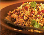 Autumn Brown Rice