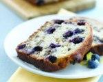 Lemon Blueberry California Walnut Bread