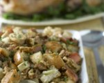 California Walnut and Sausage Dressing