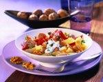 Tuna and Walnut Pasta Salad