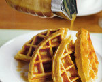 Four Grain Waffles