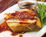 Grilled Shark To Die For