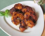 Holly Clegg's Blackened Shrimp