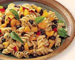 Tropical pasta salad