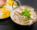 Quick Chicken Korma (Northern Indian-Style)