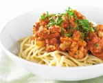 Quick Chicken Spaghetti