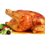 Tuscan roasted chicken