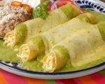 Classic chicken enchiladas