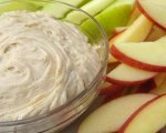 Cream Cheese Whip with Apples