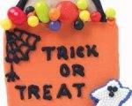 Trick of Treat Bag Cookies