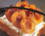 Ricotta and Apricot Dessert Sandwiches