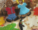 Decorator's Dream Gingerbread Cookies