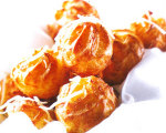 Gougeres -- Cheese Puffs