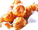 Gougeres -- Cheese Puffs
