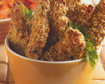Herbed Toaster Oven Fried Chicken