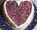 Linzer Heart Torte