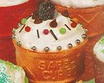 Ice Cream Cone Cup Cakes