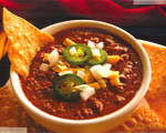 Early Texas Indian Style Turkey Chili