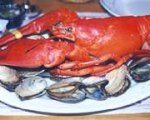 Traditional New England Boiled Lobster