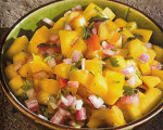 Mango Habenero Salsa