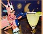 The classic margarita cocktail