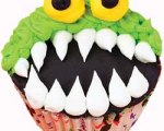 Monster Cupcakes for Halloween