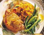 Autumn Apple Pork Chops