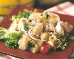 Potato Broccoli and Fennel Salad