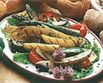 Grilled Vegetable Ratatouille Salad