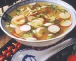 Radish Hot and Sour Soup
